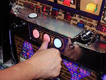 スロット ボタン