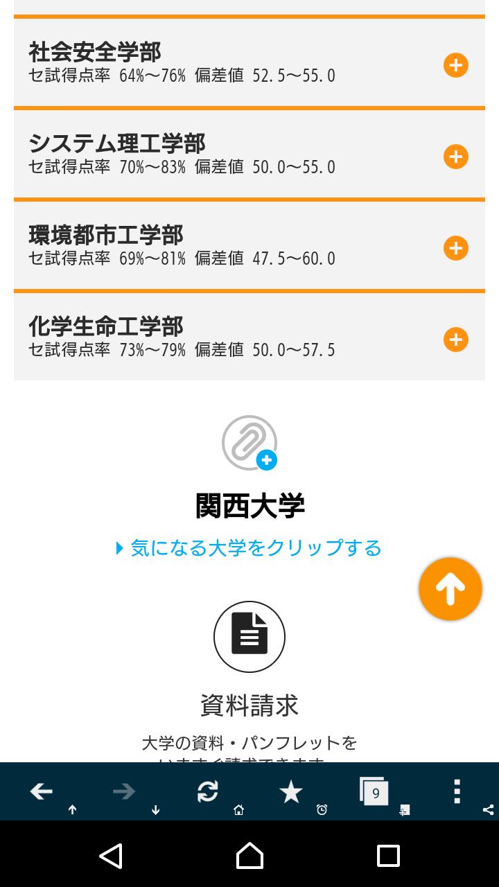 値 大学 京都 橘 偏差
