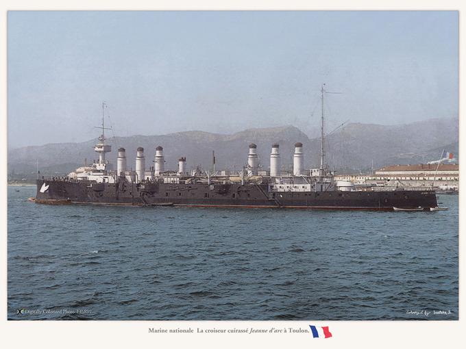 croiseur_Jeanne d'Arc