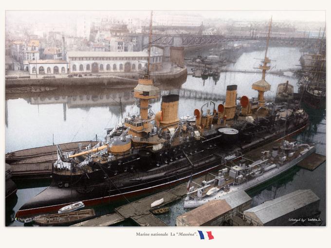 Marine nationale La Massena