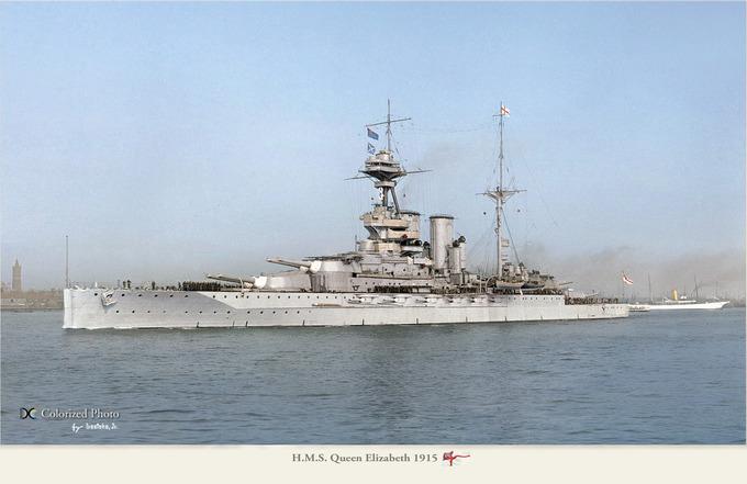 HMS Queen Elizabeth 1915_02c