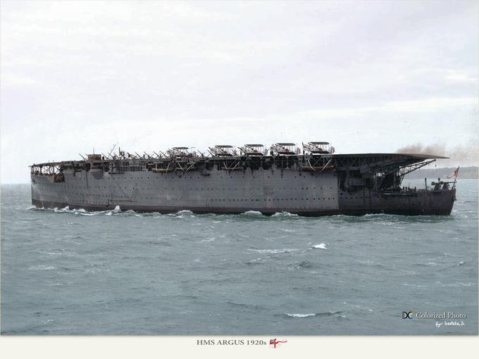 HMS Argus circa1920_01