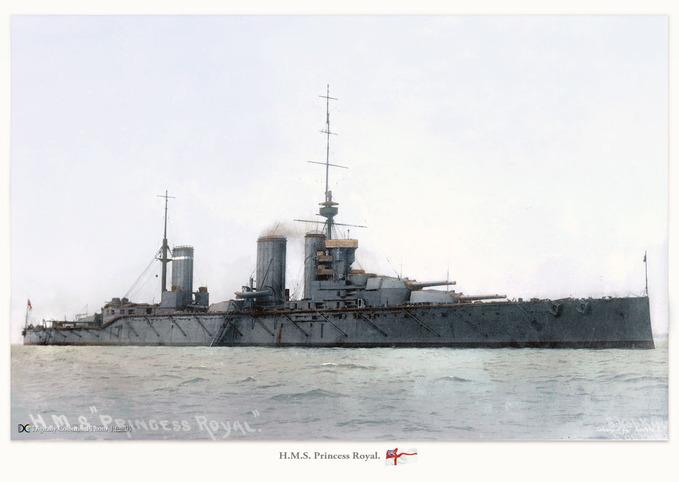 HMS Princess Royal_