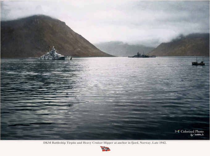 DKM tirpitz_norway_01