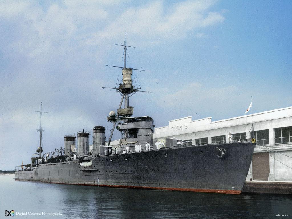 軽巡洋艦の画像 p1_32