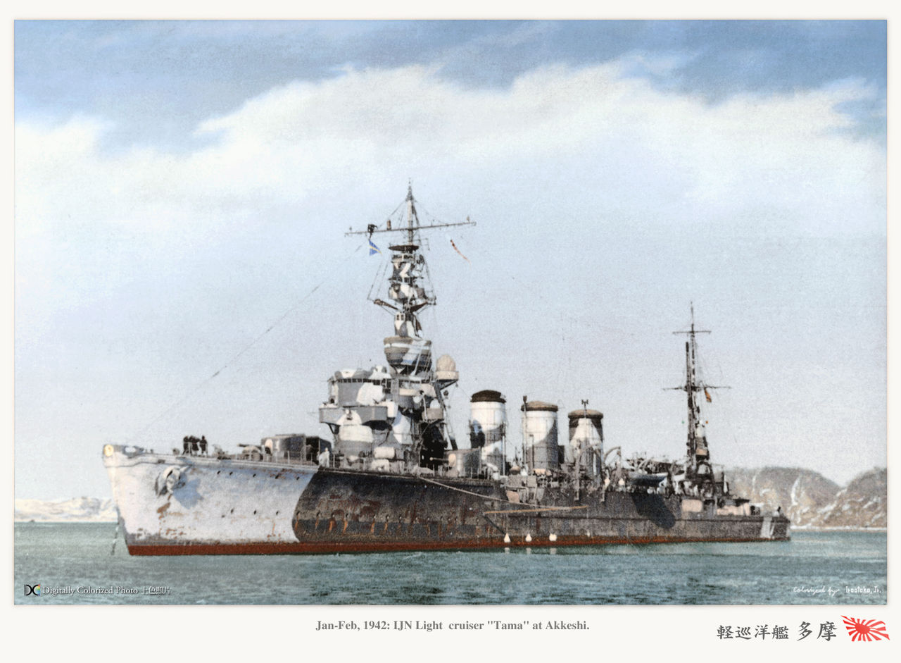 軽巡洋艦の画像 p1_35