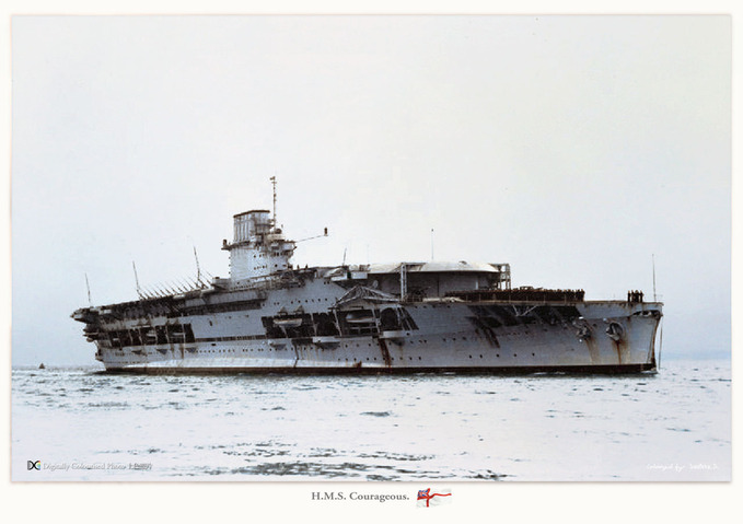 HMS_courageous