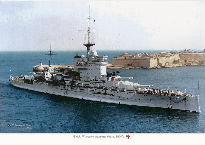 HMS_Warspite_Malta1930s_03
