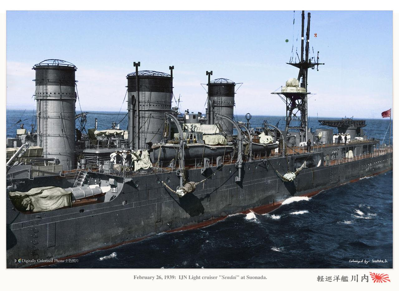 軽巡洋艦の画像 p1_37