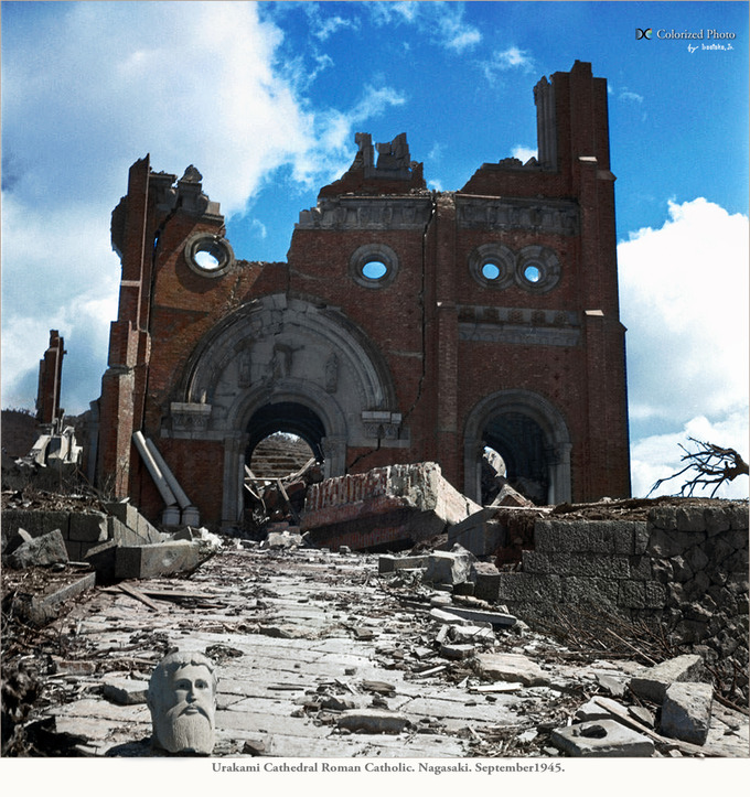 Urakami-Cathedral-Roman-Catholic-Nagasaki-Sep-1945_02a