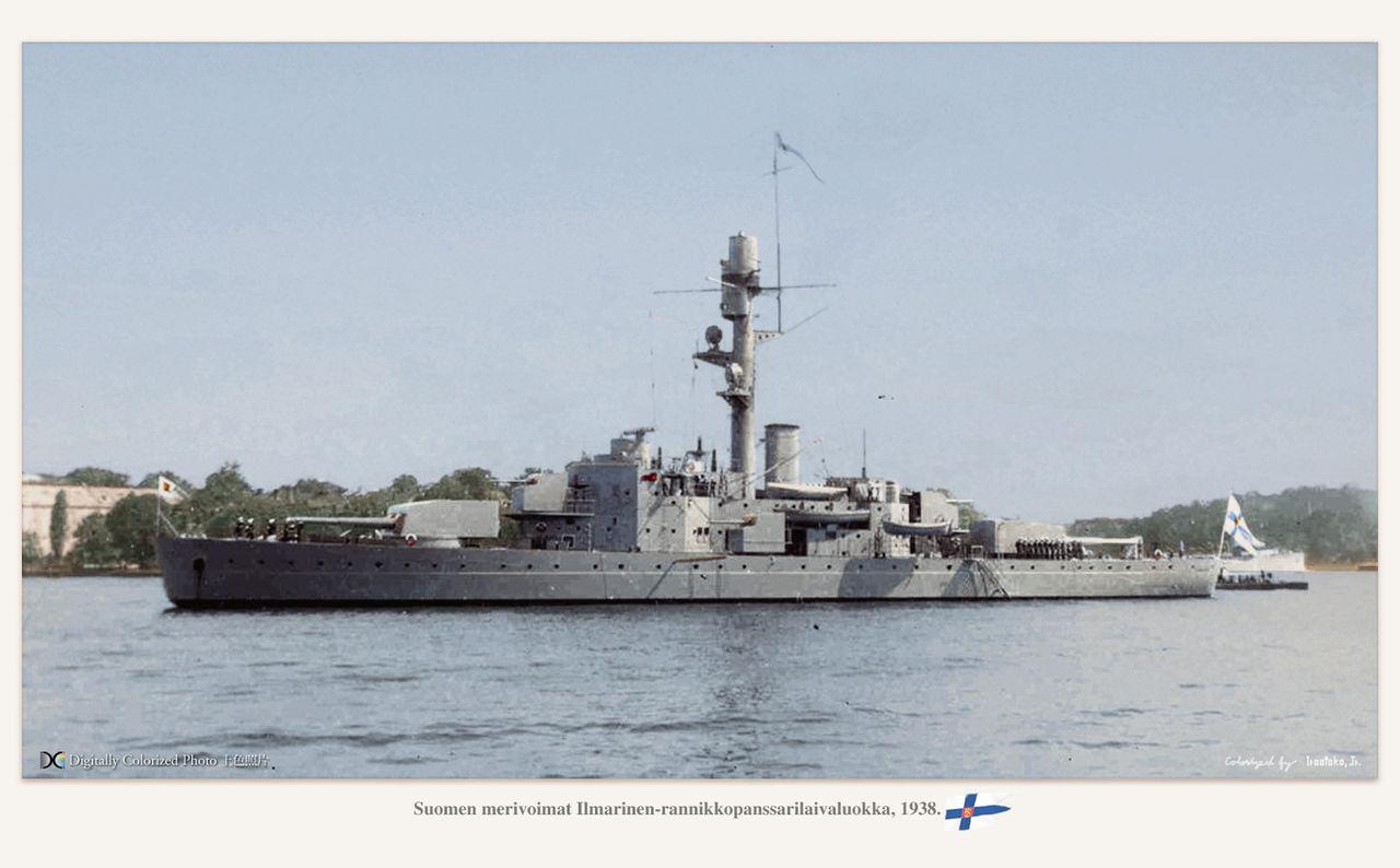 イルマリネン (海防戦艦)
