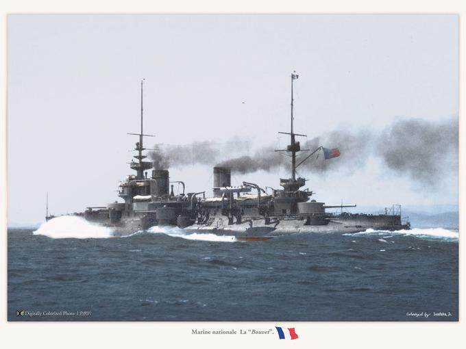 Marine nationale La Bouvet