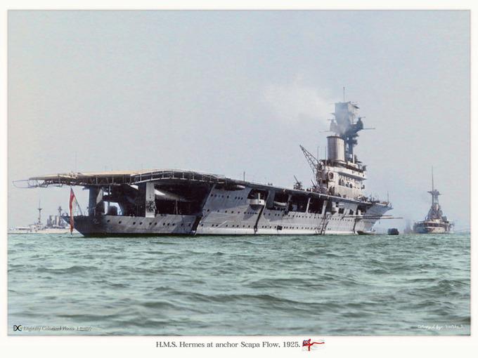 HMS hermes_1925