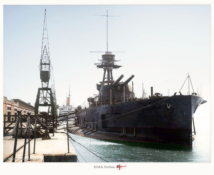 HMS Erebus_5