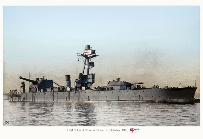 HMS Lord Clive