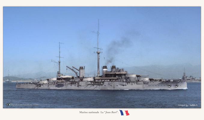 Marine nationale  La jeanbart
