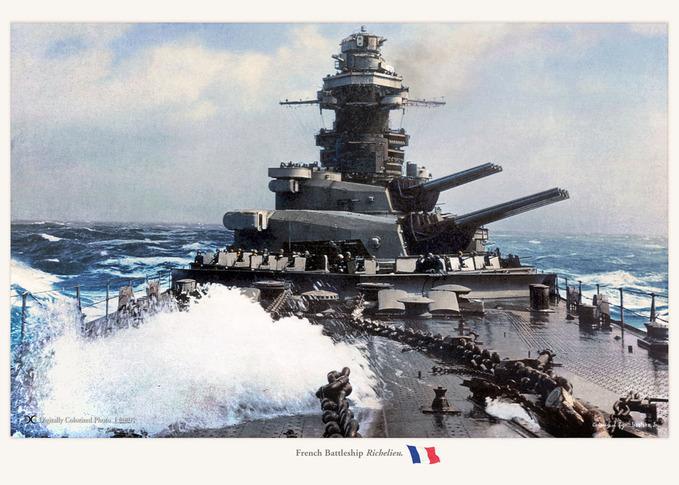 Marine nationale Richelieu_4