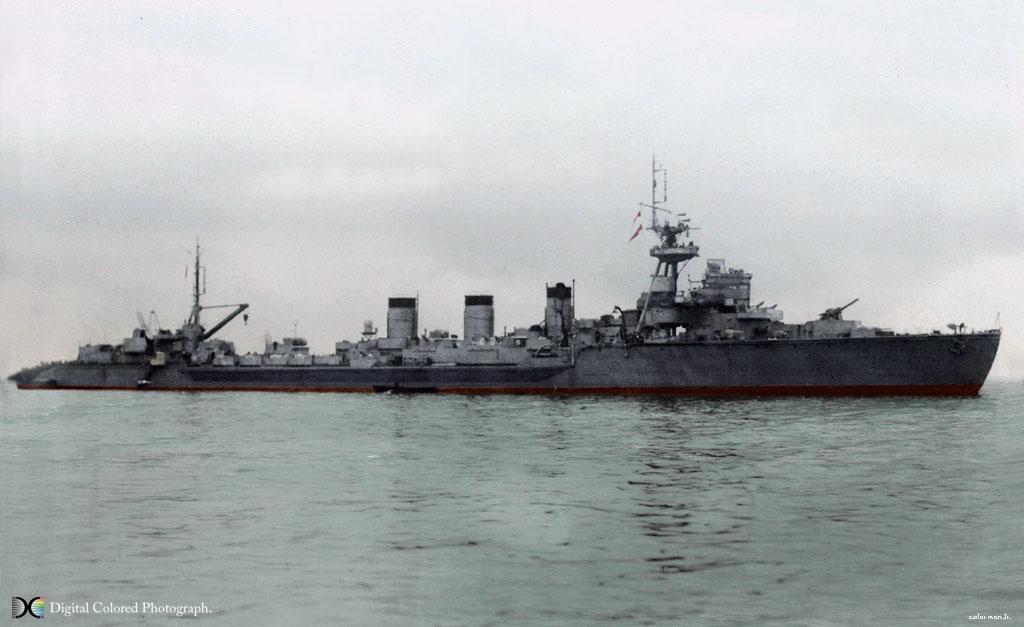 軽巡洋艦の画像 p1_29