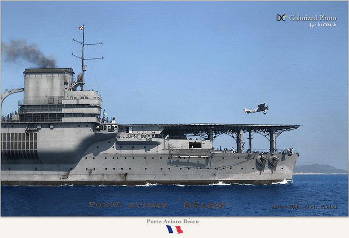 porte-avions Béarn_a2