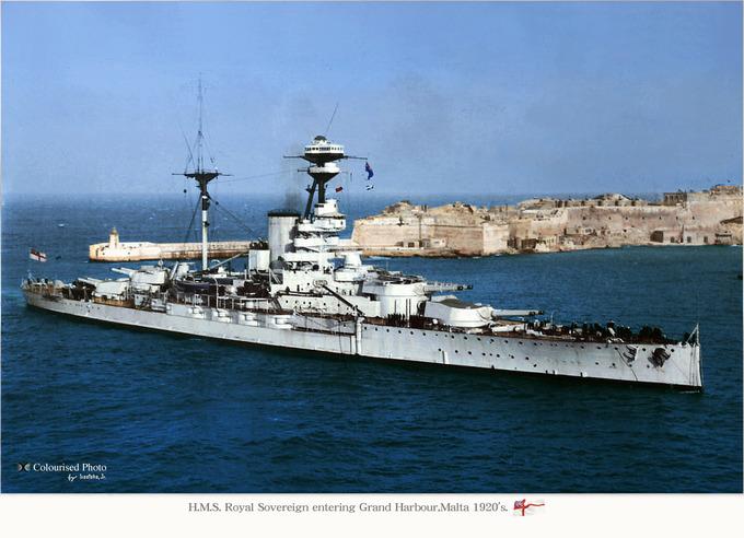 HMS Royal Sovereign Malta_02