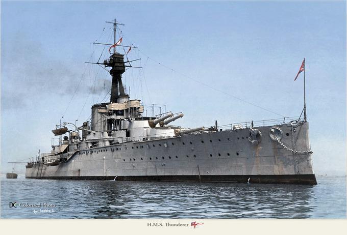 HMS Thunderer_06
