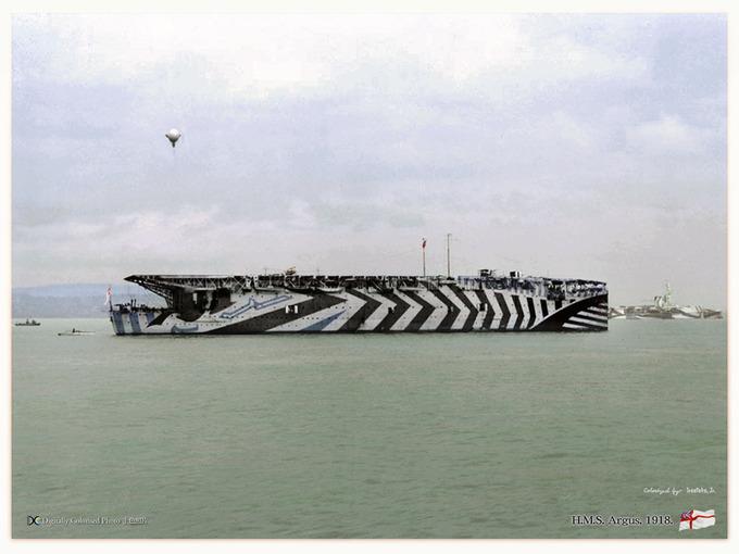HMS argus_1918