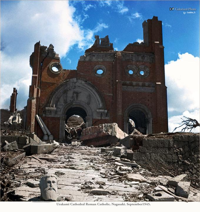 Urakami-Cathedral-Roman-Catholic-Nagasaki-Sep-1945_03