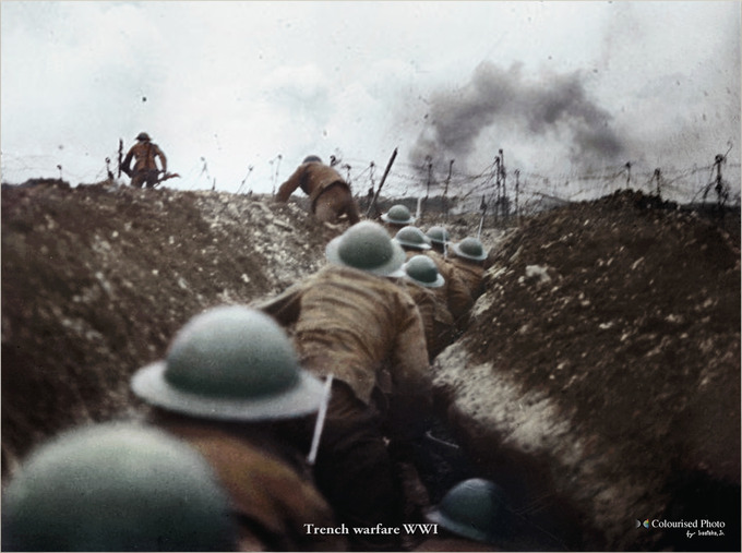 trench warfare in wwi essay Trench warfare essay - professional writers, quality services, fast delivery and other advantages can be found in our writing service why worry about the review order the required help on the website proofreading and proofediting help from top specialists.