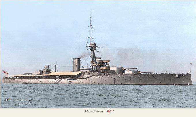 HMS Monarch_01