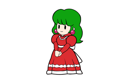 【けんぷふぁー】ペーパールミ子