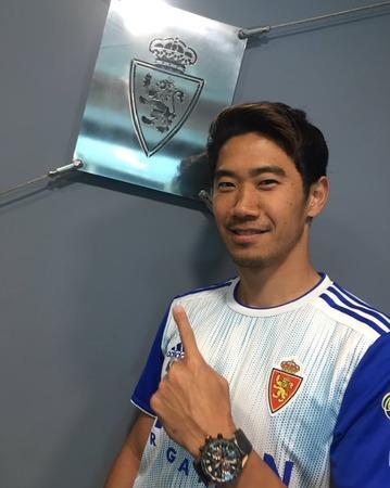「桁外れの補強」「1部でプレー出来た」香川真司がレアルサラゴサへの移籍を発表