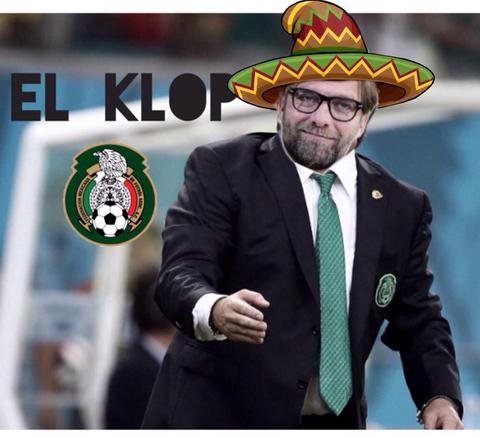 klopp mex