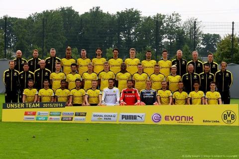 dort 201516 team photo