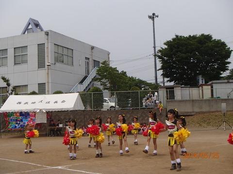 チアダンス (2)