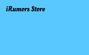 iRumors Store