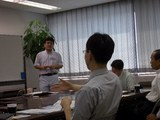 7月9日前田さんと1