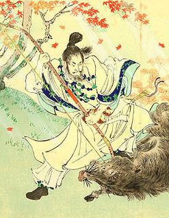 Tennō_Yūryaku_detail