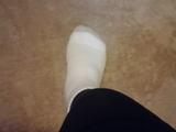 靴下2枚目