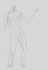 巨人フィギア胸部400