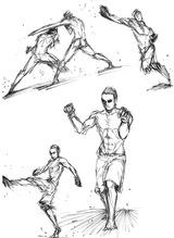 格闘技描きたい620