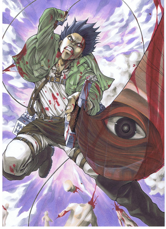 Images Shingeki No Kyojin Af34c711
