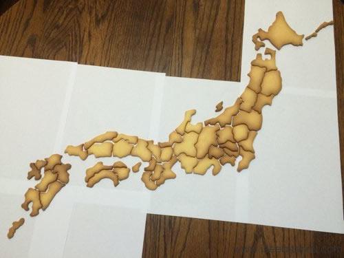 47都道府県クッキー14