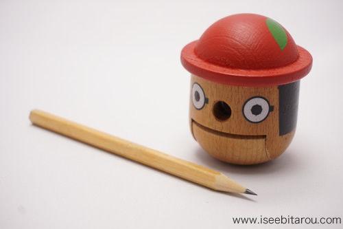 ピノキオ鉛筆削り2