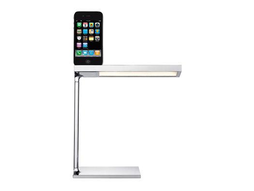 iphone充電機能付きデスクライト