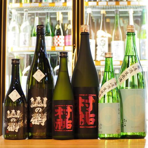 【日本酒】「松嶺の富士」「村祐」「山の壽」が入荷しました!