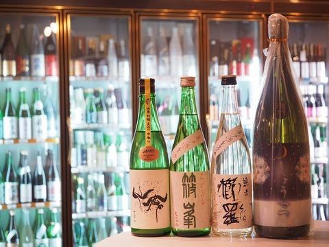 篠峯、櫛羅、仙禽、正雪が入荷しました!#日本酒