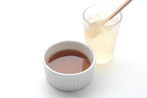 炭酸水(黒酢)