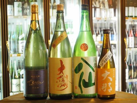 秋の日本酒のご紹介です!