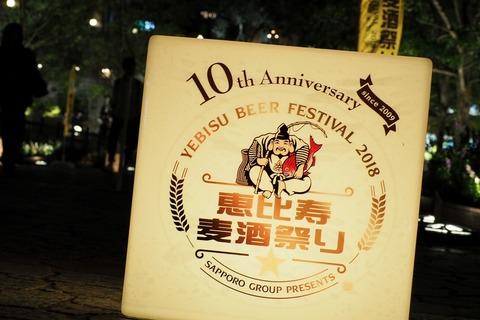 「恵比寿麦酒祭り2018」に行ってきました! #恵比寿麦酒祭り #乾杯をもっとおいしく #ビール #伊勢五本店