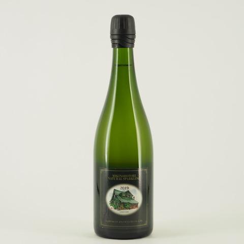 【日本ワイン】さっぽろ藤野ワイナリー「三氣の辺 ナチュラルスパークリング」入荷しました!